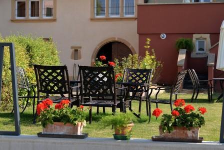 Le jardin d agr ment gites lichtenberger for Le jardin d alphonse