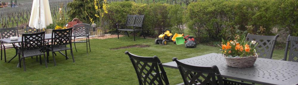 le jardin d agr ment gites lichtenberger. Black Bedroom Furniture Sets. Home Design Ideas