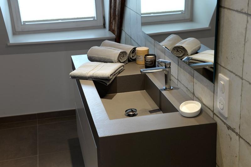 Salle de bain Chambre mezzanine