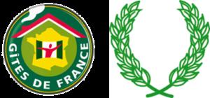 Logo Gites de France et Charme